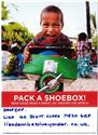 SHOE BOX APPEAL - CHRISTMAS 2020