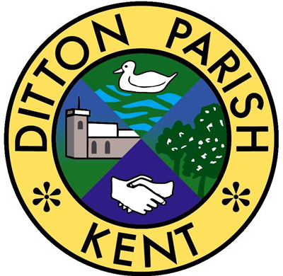 Ditton Parish Council Logo